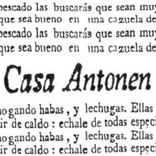 CASA ANTONEN