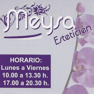 ESTETICA MEYSA