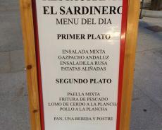 RESTAURANTE EL SARDINERO