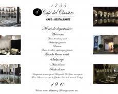 1755 EL CAFE DEL CLAUSTRO