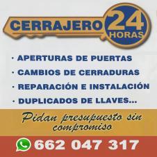 CERRAJERO 24 HORAS CHICLANA